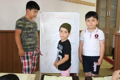 Erzincan'da Yaz Kur'an Kurslarına Yoğun İlgi