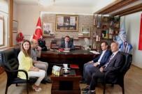 AHMET YESEVI - Erzurumlu 2 Öğretmen Ve Okullarına Uluslararası Ödül