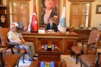 KAYHAN - Eski Başkan Güven'den Başkan Can'a Ziyaret