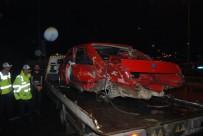 Fatsa'da İki Ayrı Kaza Açıklaması 7 Yaralı