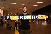 FENERBAHÇE DOĞUŞ - Fenerbahçe Doğuş'un Yeni Transferi İstanbul'a Geldi