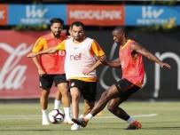 METİN OKTAY - Galatasaray, Yeni Sezon Hazırlıklarını Sürdürüyor