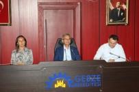 GEBZE BELEDİYESİ - Gebze Belediyesi Meclisi Toplandı