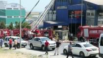 HADıMKÖY - GÜNCELLEME 2 - Hadımköy'de Fabrika Yangını