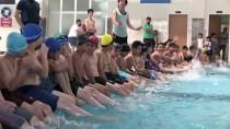 Hakkari Yarı Olimpik Yüzme Havuzuna Kavuştu