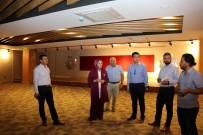 ÇALIŞMA ODASI - Havzan Sosyal Tesisin Açılış İçin Gün Sayıyor