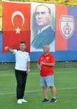 FELSEFE - Hüseyin Eroğlu Açıklaması 'Altınordu Markasının Yeri Süper Lig'