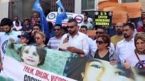 Iğdır'da 'Çocuk Bedenine Dokunma' Protestosu