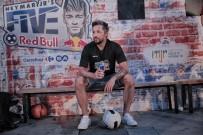 İLHAN MANSIZ - İlhan Mansız Açıklaması 'Sokakta Oynanan Futbolun Yeri Bambaşka'