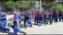Kablo Çalan Hırsızlık Şebekesi Çökertildi