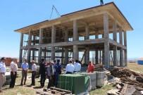 Kaymakam Çelik Açıklaması Camiler İnsana Huzur Veren Mekanlardır