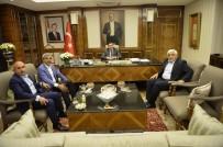 SERBEST BÖLGE - Kilis Heyetinin Ankara Temasları