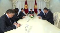 TÜRKOLOJI - Kırgızistan'dan Türk Akademisi'ne Teşekkür