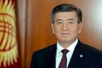 BAĞIMSIZLIK GÜNÜ - Kırgızistan Devlet Başkanı Ceenbekov'dan Trump'a Bağımsızlık Günü Mesajı