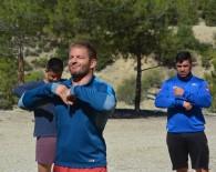 HASAN AYDıN - Kırkpınar'ın Başpehlivanı Balaban Güreşlere Antalya'da Hazırlanıyor