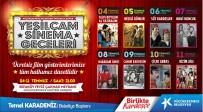 PATLAMIŞ MISIR - Küçükçekmece'de Yeşilçam Sinema Geceleri Başlıyor