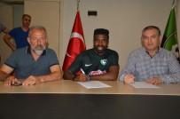 Mbamba, Denizlispor İle Sözleşme İmzaladı