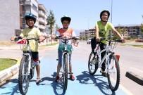 Merkezefendi Belediyesi'nin Bisiklet Projeleri Meyvesini Vermeye Başladı
