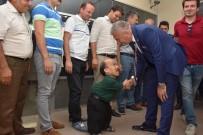 ÜLKÜ OCAKLARı - MHP Mersin Milletvekillerinden Teşekkür Ziyaretleri
