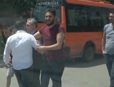 Muharrem İnce'ye Erzurum'da tepki