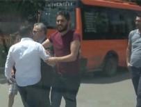 ATATÜRK EVİ - Muharrem İnce'ye Erzurum'da tepki