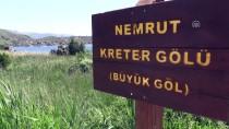 MOĞOLISTAN - Nemrut Krater Gölü, Ziyaretçilerini Büyülüyor