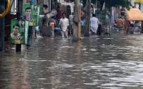 PENCAP - Pakistan'da Şiddetli Yağışlarda Ölenlerin Sayısı 18'E Çıktı