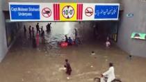 PENCAP - Pakistan'da Şiddetli Yağışlardan 9 Kişi Hayatını Kaybetti