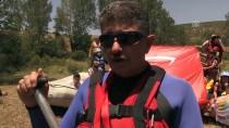 KARASU NEHRİ - Raftingciler 'Başbağlar Katliamı' Şehitlerini Andı