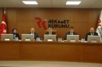 REKABET KURUMU - Rekabet Kurulu Enerji Şirketlerinin Sözlü Savunmalarını Almaya Başladı