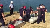 KURBAĞA - Serinlemek İçin Göle Giren Genç Boğuldu