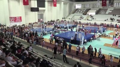 TASKK Türkiye Kick Boks Şampiyonası Başladı