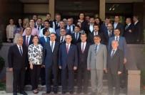 KAMU BAŞDENETÇİSİ - TBMM Başkanı Kahraman'dan Kamu Başdenetçisi Malkoç'a Ziyaret