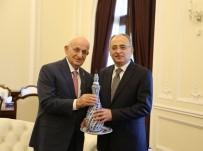 FAHRİ DOKTORA - TBMM Başkanı Kahraman'dan Veda Ziyareti