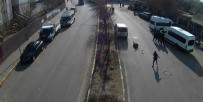 Trafik Kazası Kameralara Yansıdı