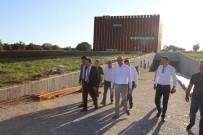 ORHAN TAVLı - Troya Müzesi Hızla Açılışa Hazırlanıyor