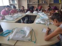 ÖMER BİLGİN - TÜGVA Antakya'dan Ortaokul Yaz Kampı