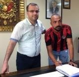 TURGUTLUSPOR - Turgutluspor'da Gökhan Cingirt İmzaladı