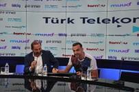 PıNAR KARŞıYAKA - Türk Telekom'un Yeni Transferi Metin Türen İmzayı Attı