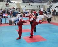 FıRAT ÜNIVERSITESI - Türkiye Kick Boks Şampiyonası Elazığ'da Başladı
