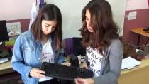 BITIRME PROJESI - Üniversite Öğrencileri Görme Engelliler İçin Klavye Tasarladı
