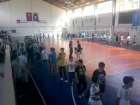 ÇAĞATAY HALIM - Yaz Spor Okullarında Eğitimler Başladı