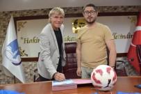 MUSTAFA VURAL - Yunusemre'nin Yeni Teknik Direktörü Mehmet Serol Emlek