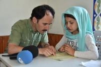 OKMEYDANı - 4 Farklı Ülkeden 30 Çocuk, Aynı Camide Kur'an Eğitimi Alıyor