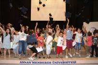ÇOCUK ÜNİVERSİTESİ - ADÜ Çocuk Üniversitesi 2018 Yılı İlk Mezunlarını Verdi