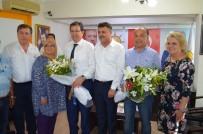 REFERANDUM - AK Parti'li Yeni Vekillerden Didim'e Ziyaret