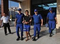 ALAADDIN KEYKUBAT - Alanya'da Suriyeli Genç Tutuklandı, Bıçakladığı Kişi Ağır Yaralandı