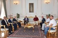 MEHMET CEYLAN - Başkan Albayrak Muhtarlarla Bir Araya Geldi