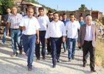 Başkan Atilla, Çermik'te Çalışmaları Denetledi