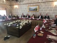 TÜRKIYE BELEDIYELER BIRLIĞI - Başkan Toçoğlu, Türkiye Belediyeler Birliği Toplantısına Katıldı